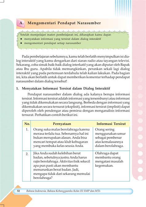 dialog interaktiv bahasa inggris contoh dialog interaktif bahasa indonesia kelas 9 contoh sur