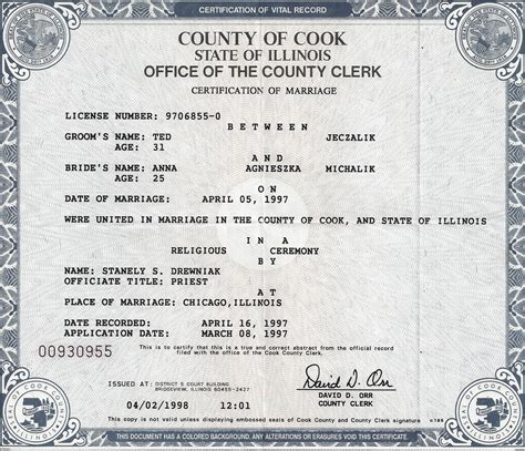 Marriage Records Fl Marriage License Orlando Index For Social Security
