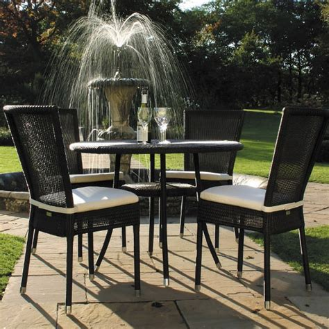 Lloyd Loom Bistro Table Cordoba Outdoor 1000 Bistro Table Lloyd Loom