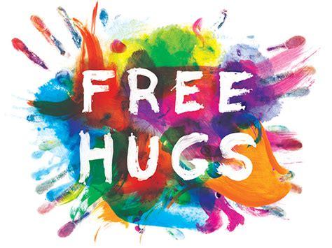 free hug free hugs on behance