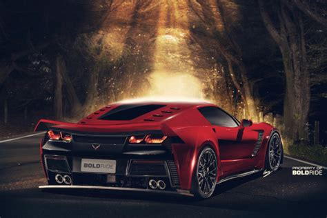 mid engine corvette could be a turbo v6 zr1