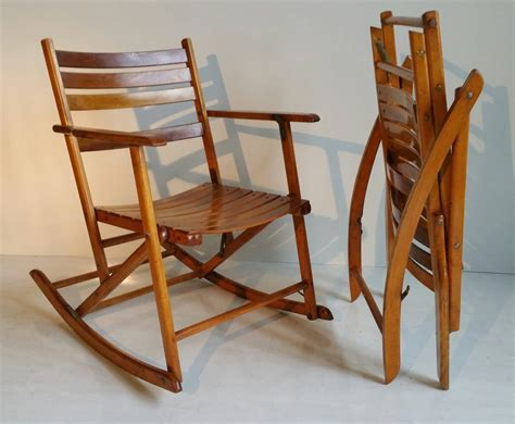folding wooden rocking chair folding rocking chair furniture for interior and exterior