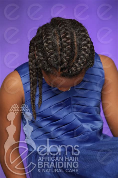 pictures of goddess braids for kids eloms african hair braiding kids goddess braids eloms