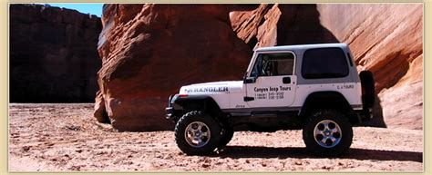 De Chelly Jeep Tours Touring De Chelly Arizona Jeep Tours Of