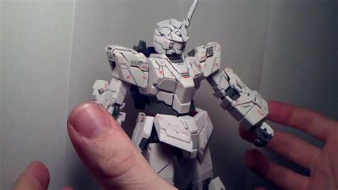 Gundam Hongli Mg Unicorn 1 100 mg unicorn gundam tt hongli review part 1