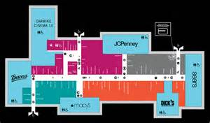 mall map of dover mall 174 a simon mall dover de