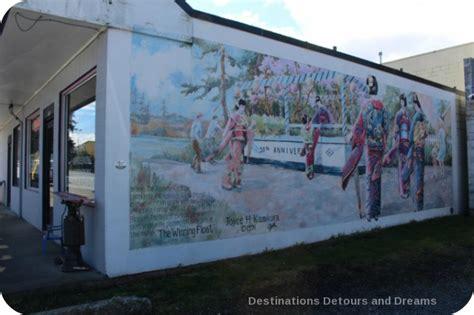 Firetrap Lumber Original murals and more in chemainus destinations detours and dreams