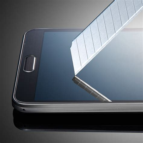 Tempered Glass Kingkong Samsung Note 4 2 pcs premium real tempered glass screen protector for samsung galaxy note 4 ebay