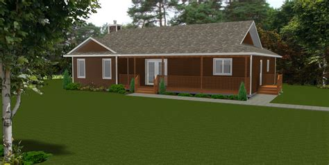 bungalow plans with no garage by edesignsplans ca 2