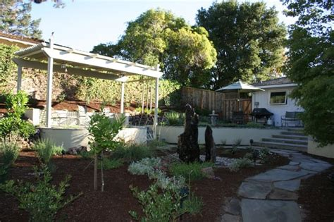 Landscape Design San Jose Sustainable Landscape Design Landscaping Willow Glen