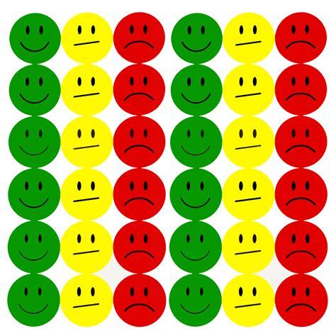 Sticker Smiley Traurig by 180 Gelbe Smiley Face Sticker 248 2cm L 228 Cheln Gr 252 N