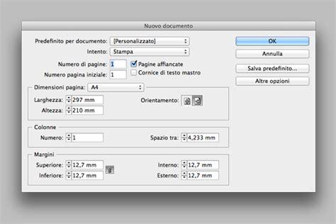 creare pattern corel draw impaginare con indesign impostare un documento your
