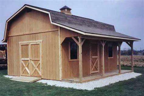 Storage Barns Shed Roof House Plans Modern Shed Roof House Plans