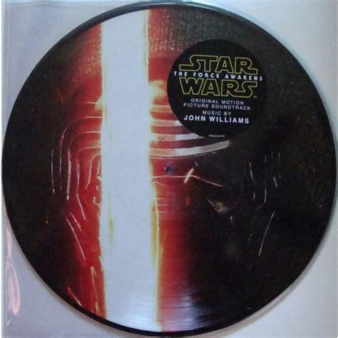 awakens vinyl picture disc wars the awakens soundtrack vinyl 2 lp picture