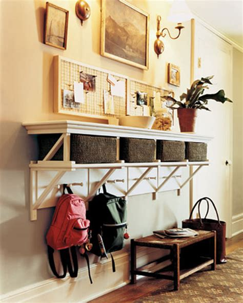 entryway organization cheap decorating ideas thursday s thrifty three week 2