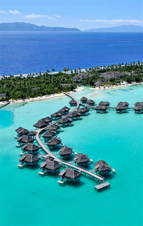 bora bora best resort best 25 resorts in bora bora ideas on