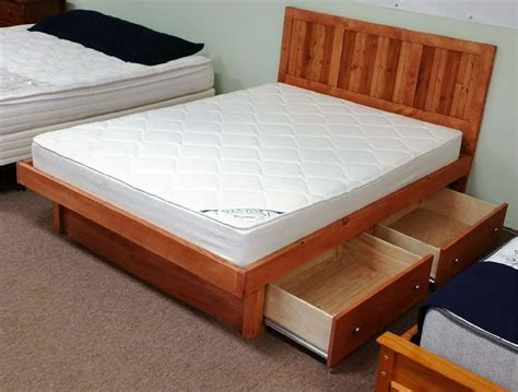 Build Your Own Platform Bed