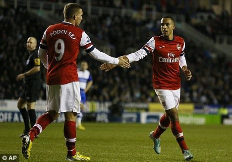 wigan v arsenal theo walcott poised to resume attacking