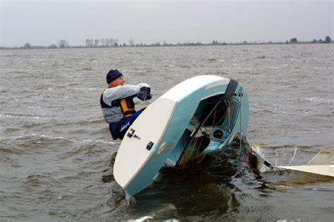 deriva mobile il significato termine scuffiare yacht e vela