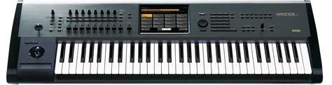 Keyboard Korg All Type korg kronos x 61 key synthesizer workstation gearnuts