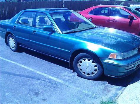 auto air conditioning service 1993 acura vigor free book repair manuals sell used 1993 acura vigor gs sedan 4 door 2 5l in connersville indiana united states