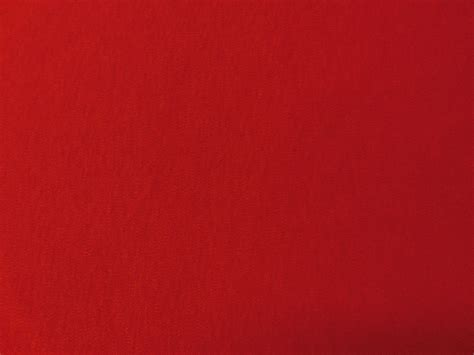 red swatch k011 cardinal red poly cotton knit fabric pumpkin creek
