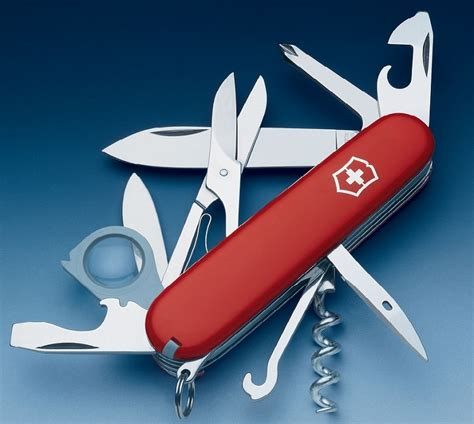 victorinox survival knife best swiss army knife choosing the best tool for survival