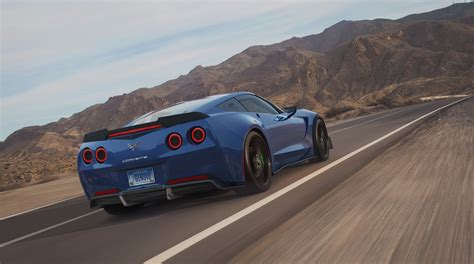 corvette c7 cost electric corvette c7 comes from genovation and costs