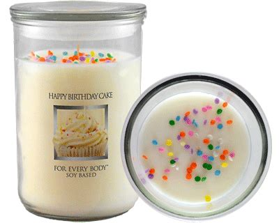 7 Deliciously Scented Candles by Birthday Cake Candle Scent Combos That Ll Make Your