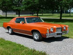 1972 Pontiac Grand Prix 1972 Pontiac Grand Prix Sj Cars Trucks