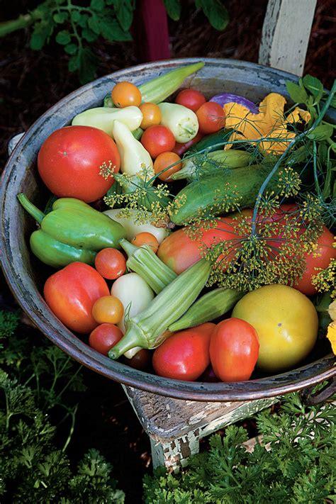 Heirloom Vegetable Garden Southern Living Heirloom Vegetable Gardening