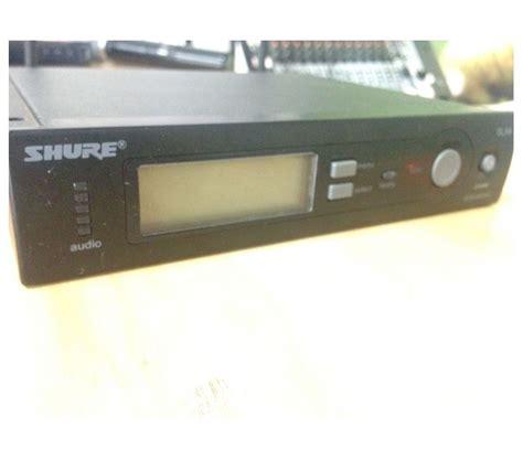 Shure Slx24sm58 Original monitor ponto shure sfio psm ofertas vazlon brasil