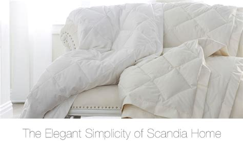 scandia down comforters luxury bedding scandia home