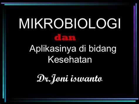 Bakteriologi Konsep Konsep Dasar mikrobiologi dasar