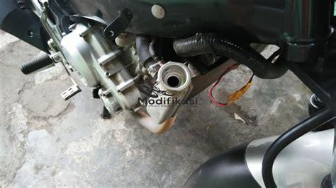 Air Filter New Vixion cara mengganti air radiator motor vixion yang baik dan