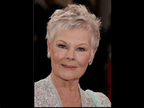 what products to use to get judi dench hair judi dench hates it when people ask her when i ll retire