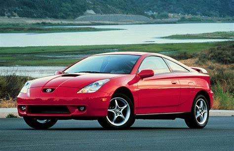 Auto Service Amp Repair Manuals 2000 Toyota Celica Service