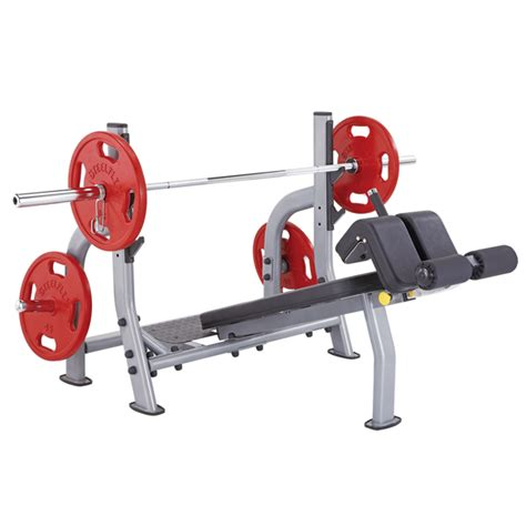commercial olympic weight bench steelflex decline olympic weight bench commercial grade