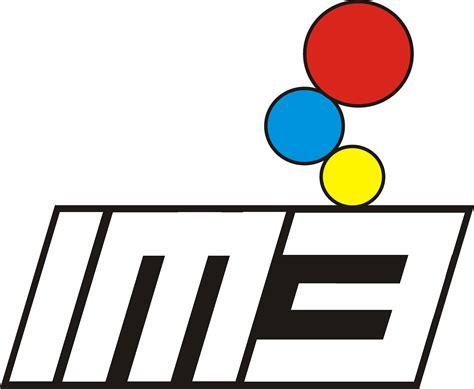 membuat logo im3 logo im3 mudah