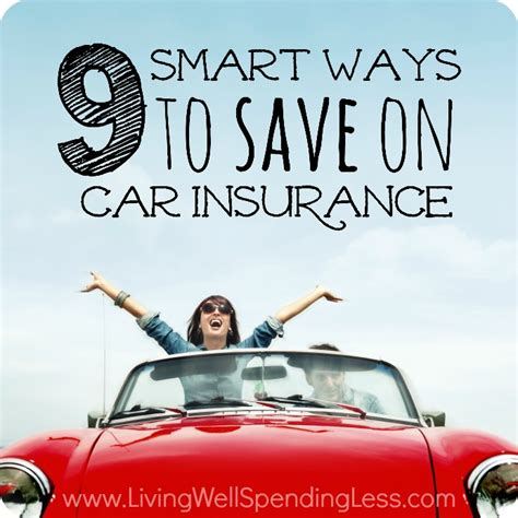 Time Car Insurance Ireland by 9 Smart Ways To Save On Car Insurance Living Well