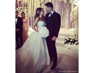 sofia vergara son mariage de princesse avec joe manganiello