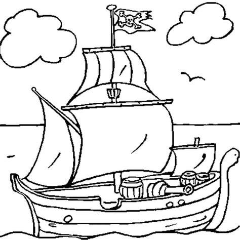 dessiner un bateau pirate bateau pirate coloriage bateau pirate en ligne gratuit a