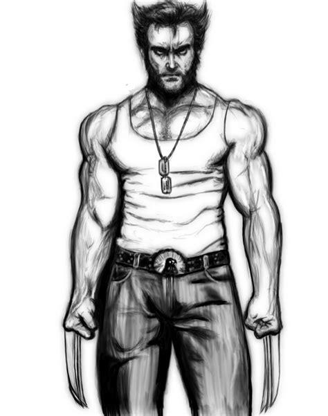 Wolverine Imagenes Para Colorear | coloring page wolverine 4