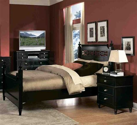 Bedroom Decor With Black Furniture Black Furniture Bedroom Ideas Decor Ideasdecor Ideas