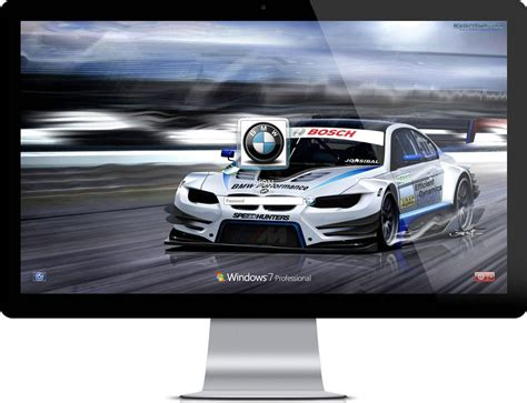 Car Wallpaper Themes Windows 7 by Bmw Cars Theme For Windows 7 And Windows 10
