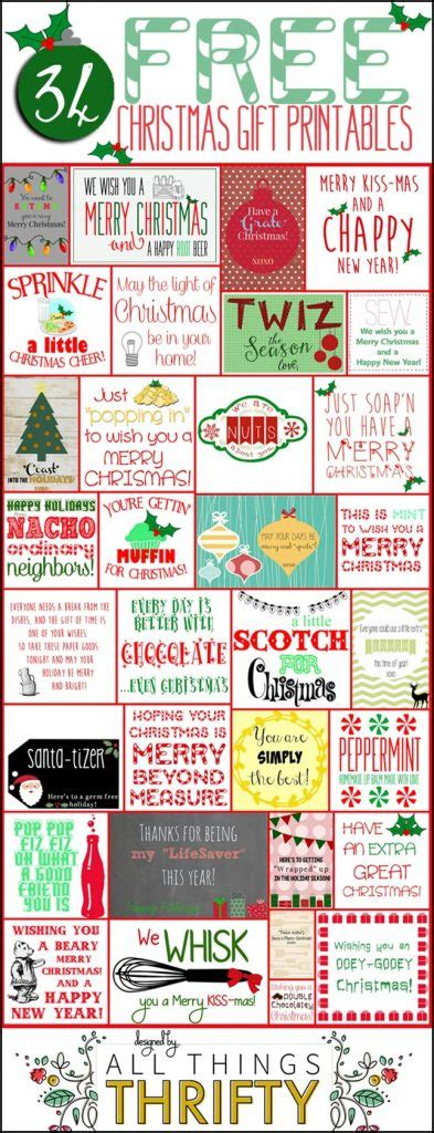 printable gift tags for neighbors gift ideas for friends teachers and neighbors day 6
