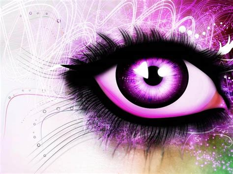 abstract eye wallpaper wallpapers abstract purple wallpapers