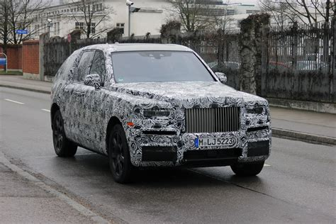 roll royce suv upcoming rolls royce suv spotted in germany i new cars