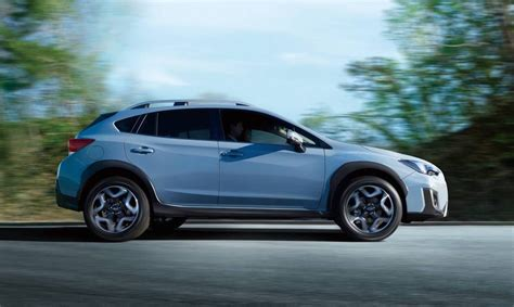 2018 subaru xv on sale in australia in june from 27 990