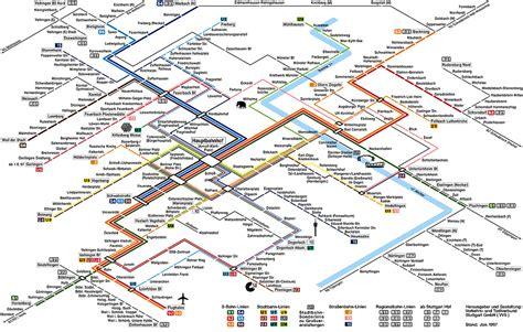 stuttgart on map map stuttgart